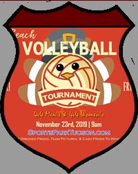 Nov 23rd Thanksgiving Volleyball Tournament 4v4 - A/B