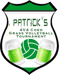 St. Patricks Day 4v4 Grass Volleyball Tournament -