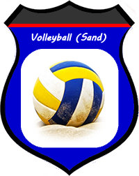 Volleyball (Sand) - Feb 16th Cupid's Volleyball Tournament Co-ed 4v4 - A/B