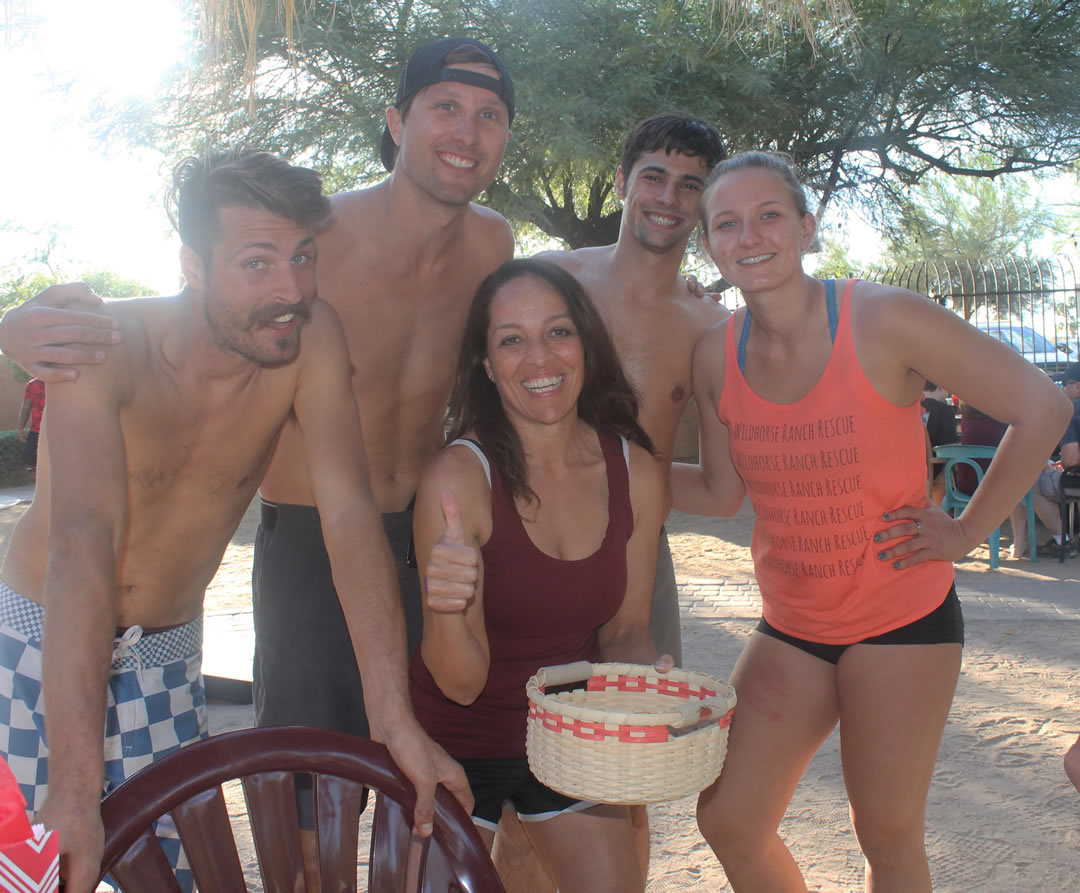 Mar 11th ADA Fundraiser Sand Volleyball Tournament - Gold Champions