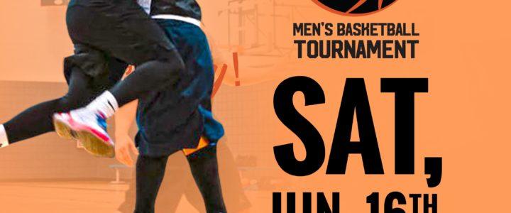 June 16th Summer Jam 3 on 3 Men's Basketball Tournament
