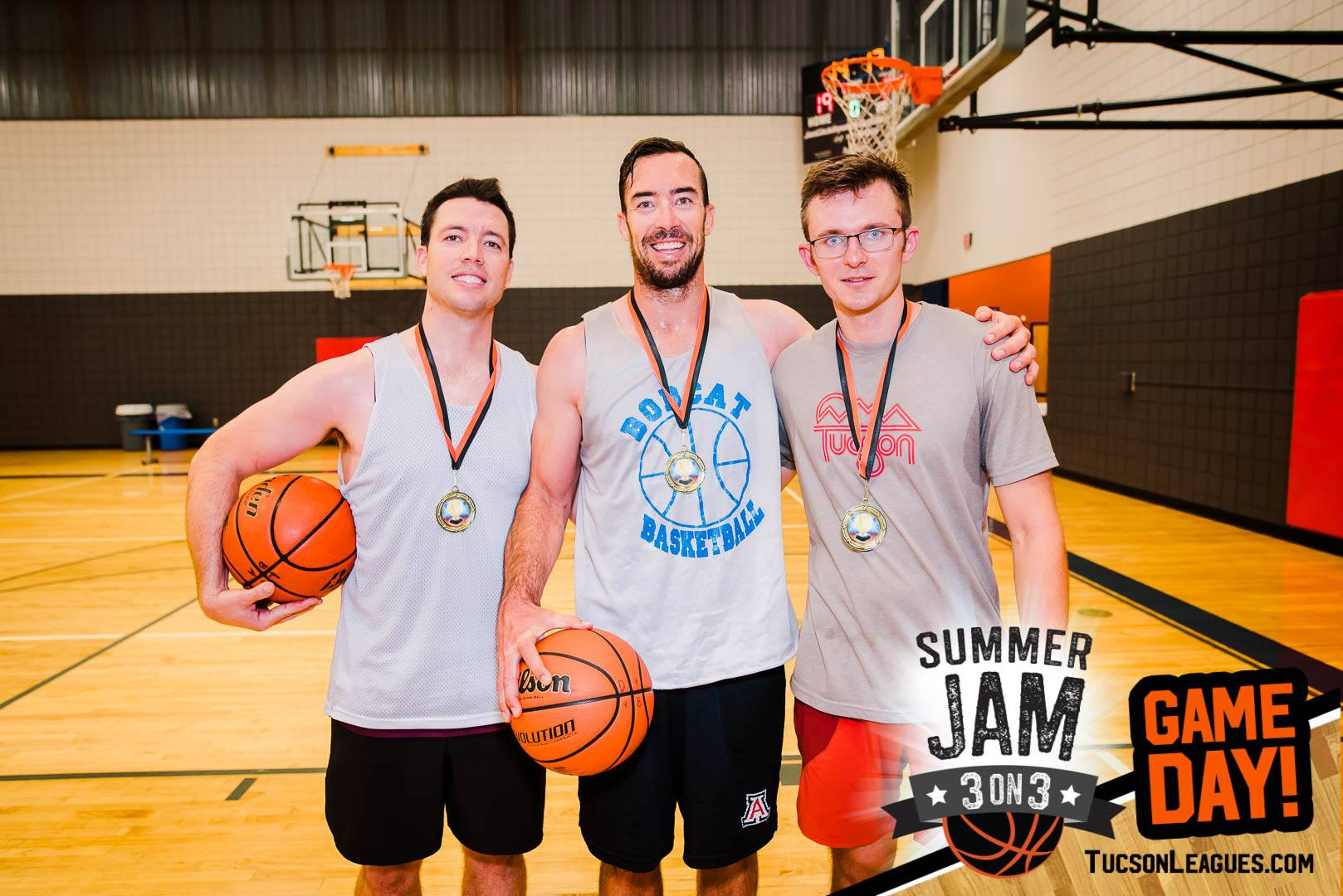 Jun 16th Summer Jam 3 on 3 Men's Basketball Tournament Champions