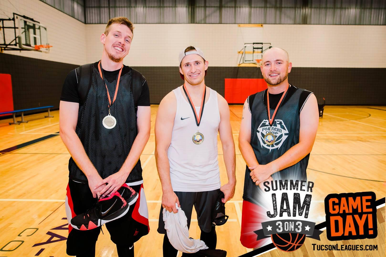 Jun 16th Summer Jam 3 on 3 Men's Basketball Tournament - D1 Champions